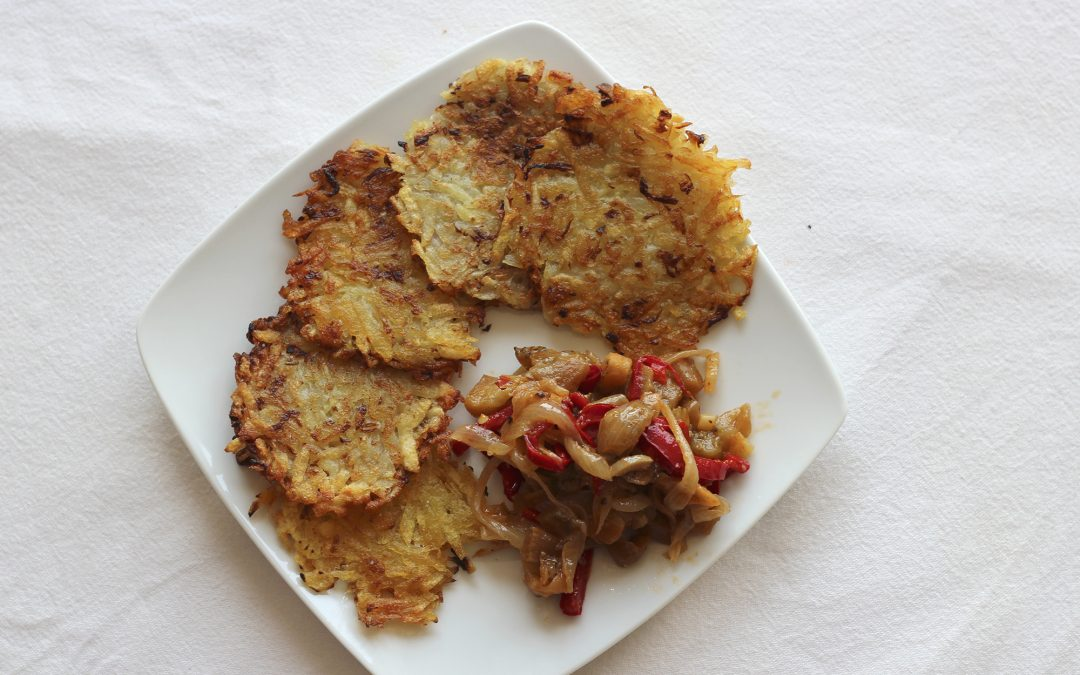 Hash Brown, o Tortitas de Patata